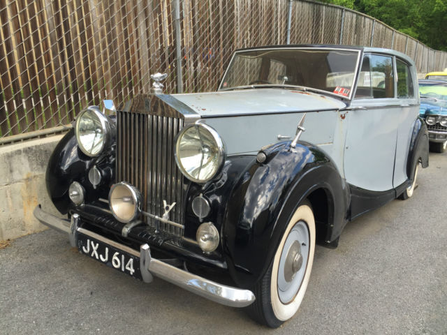 1947 Rolls-Royce Other James Young Edition