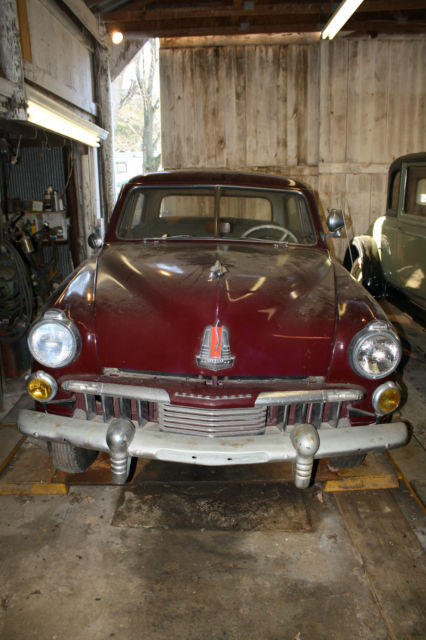 1947 Studebaker Champion Four Door