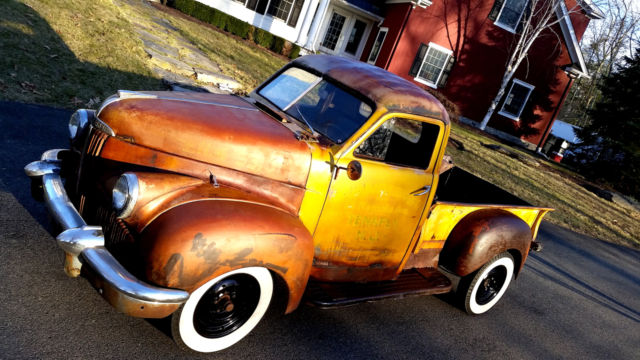 1947 Studebaker Pick up, Gentleman's Rat Rod, V8, Great driver!