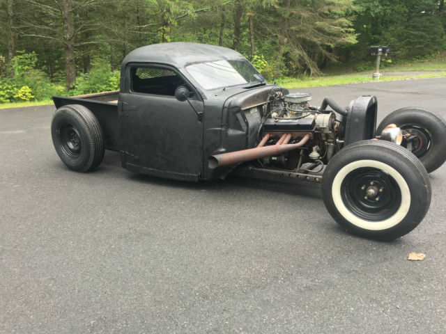 1947 Studebaker RAT STREET ROD CUSTOM CHOPPED