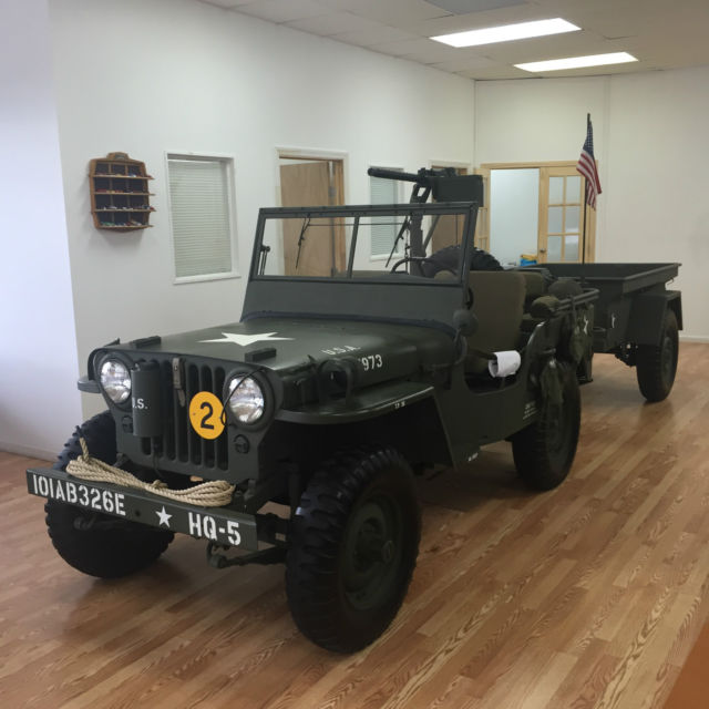 1947 Willys 2 Door