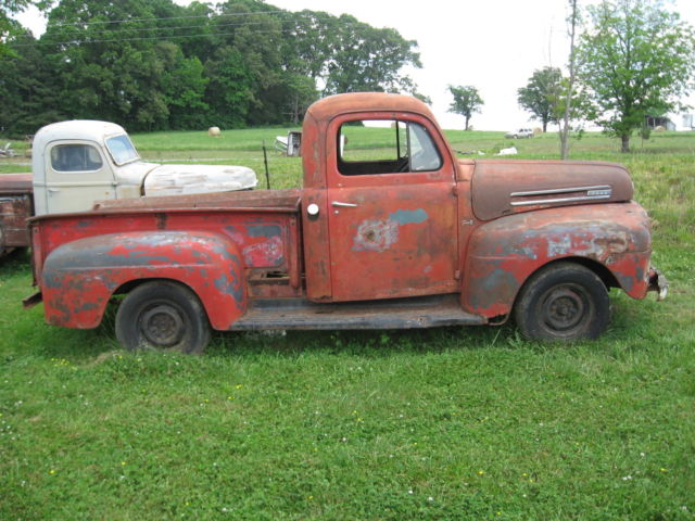 1948 1949 1950 Ford F1 Pickup Truck For Sale Photos