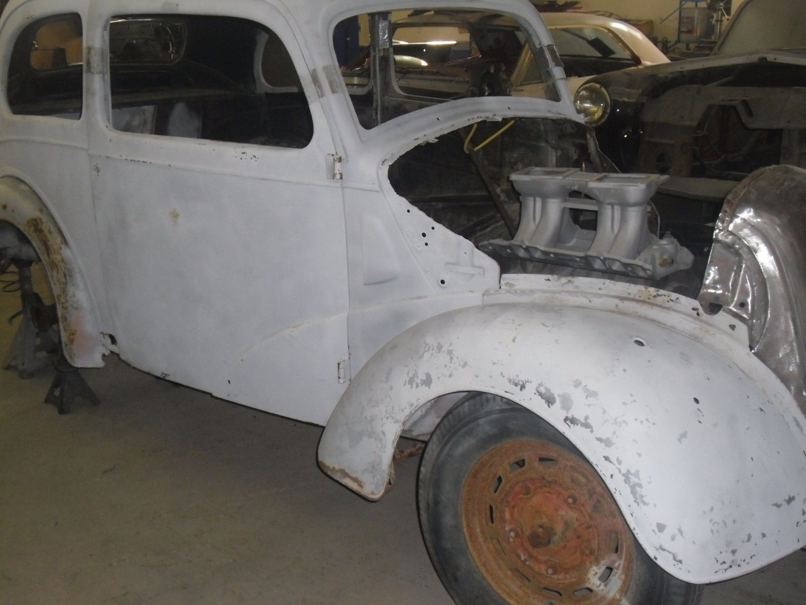1948 Ford Other English Ford Anglia