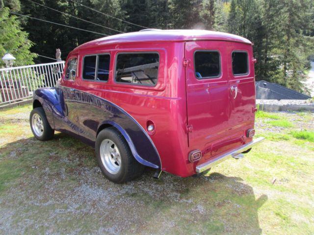 1948 Austin A40 Countryman For Sale Photos Technical
