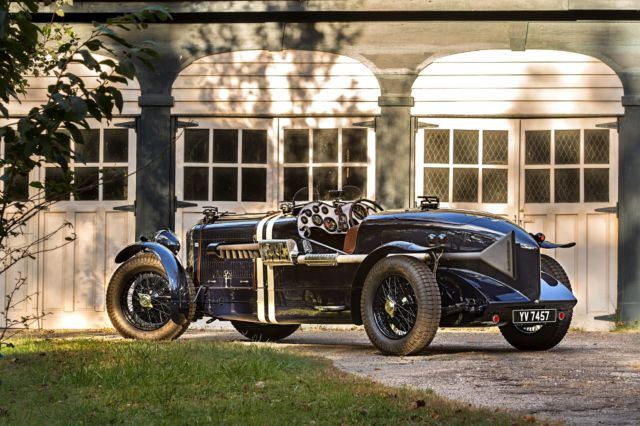 1948 Bentley MK6 B Special No.1
