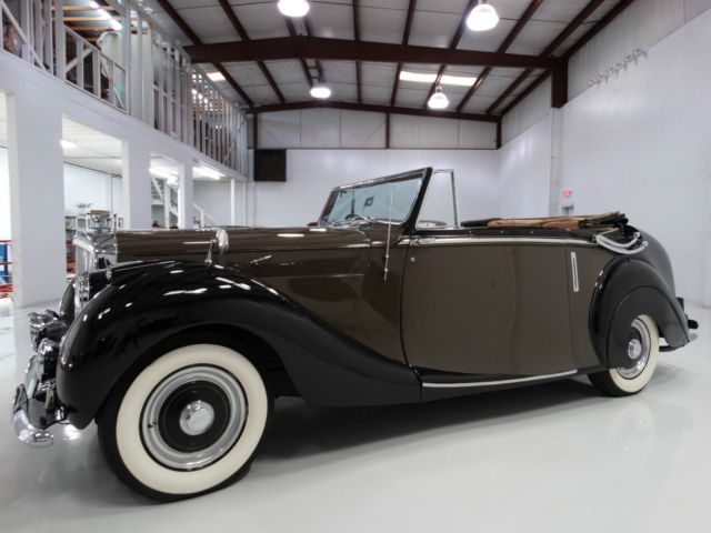 1948 Bentley Other ONE OF ONLY 3 PRODUCED! ONLY 57,530 MILES!