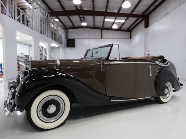 1948 Bentley Other Mark VI 1 OF ONLY 3 PRODUCED! FULL DOCUMENTATION!
