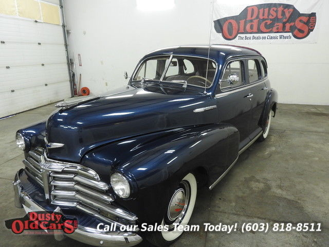 1948 Chevrolet Other Runs Drives Body Interior VGood 216 Straight 6