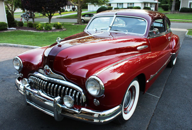 1948 Buick Other Sedanette, Coupe, Hardtop, 2 Door