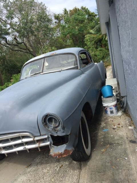1948 Cadillac Other two door Sedanette