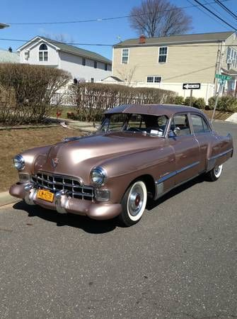 1948 Cadillac Other series 62