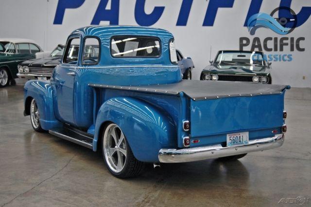 1948 Chevrolet 3100 5 Window Pickup 350ci V8 Turbo 400