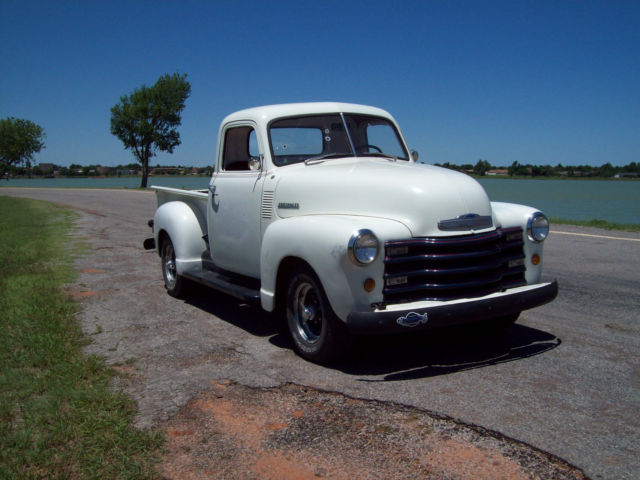 1948 Chevrolet Other Pickups 3100 half ton