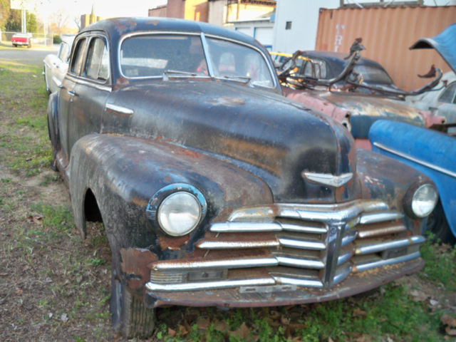 1948 Chevrolet Other 4door sedan