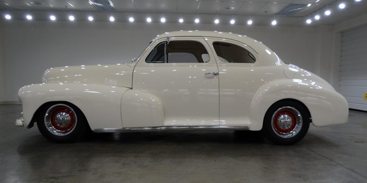1948 Chevrolet Coupe for sale: photos, technical specifications ...