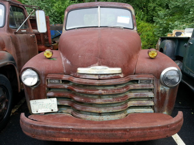 1948 Chevrolet Other Pickups 6000