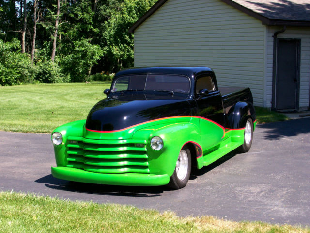 1948 chevrolet pickup street rod custom pro touring resto mod truck 49 50 51 52 for sale photos. Black Bedroom Furniture Sets. Home Design Ideas