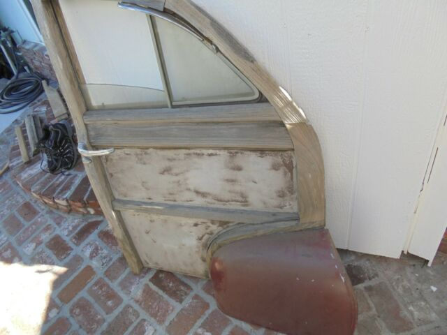 1948 Chevrolet Woody Station Wagon Project+48 4 dr sdn+ 2nd