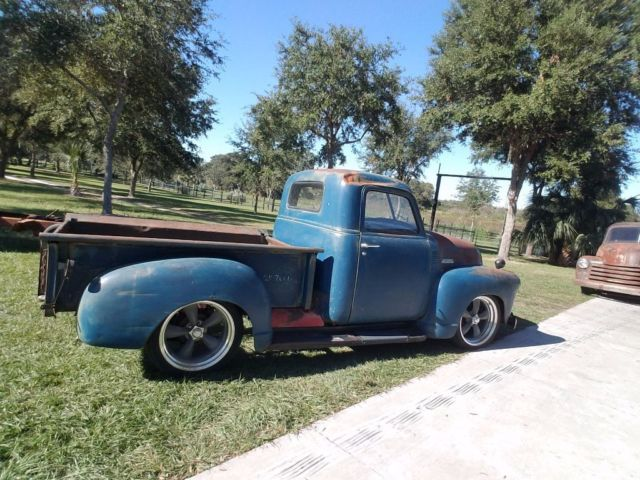 1948 chevy 3100 s10 frame 5 3/4l60e project for sale: photos