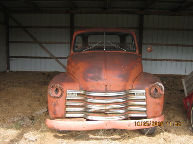 1948 Chevrolet Other Pickups deluxe