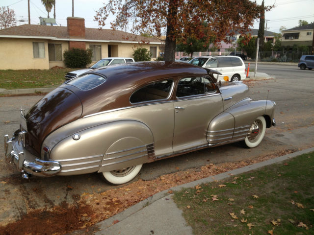 BMW Van Nuys >> 1948 chevy fleetline for sale: photos, technical specifications, description