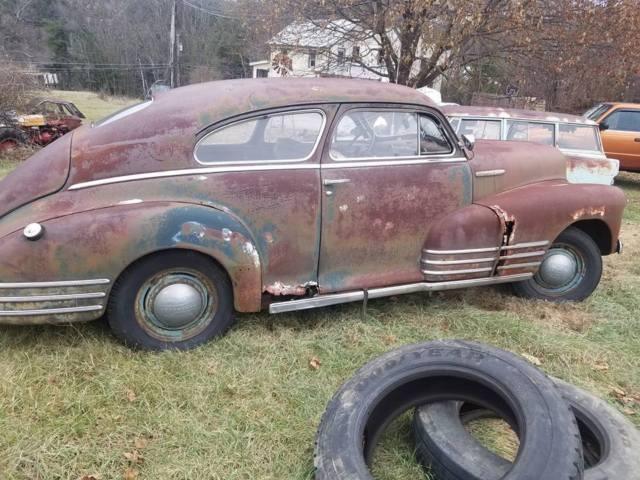 1948 chevy fleetline aerosedan 2 door for sale: photos