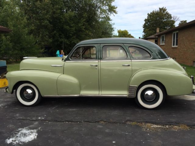 1948 chevy fleetmaster original must see for sale for 1948 chevy 4 door