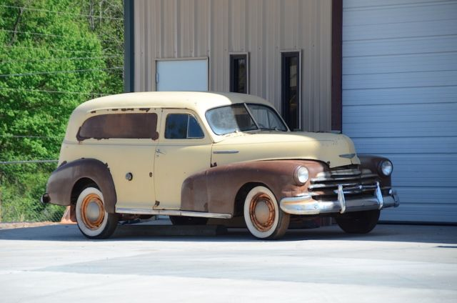 1948 Chevrolet Stylemaster Series