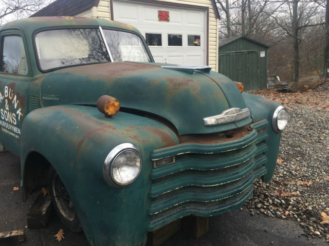 1948 Chevrolet Other Pickups VINTAGE FARM TRUCK RAT HOT ROD PROJECT
