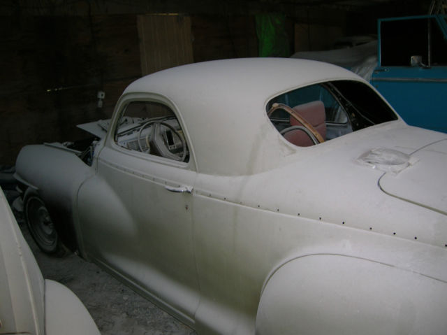 1948 Chrysler Other Saratoga