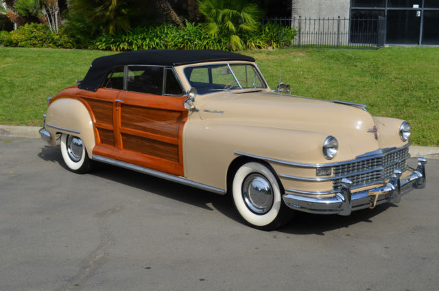 1948 Chrysler Town & Country Town and Country (Woody)