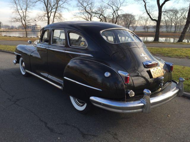 Image gallery 48 chrysler 4 door for 1948 plymouth 4 door sedan