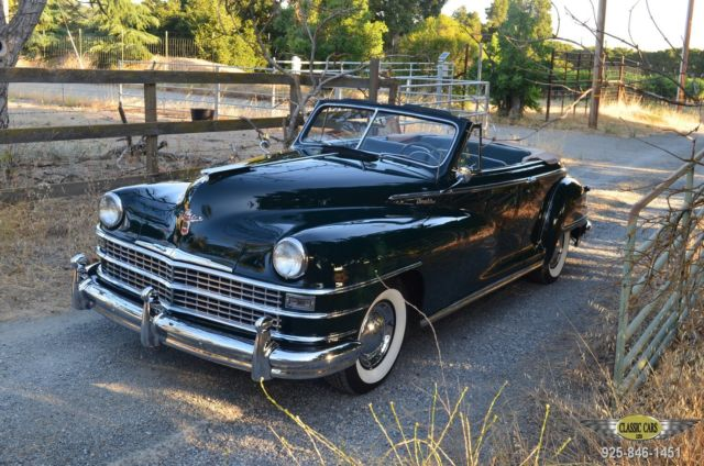 1948 Chrysler Other Windsor Convertible