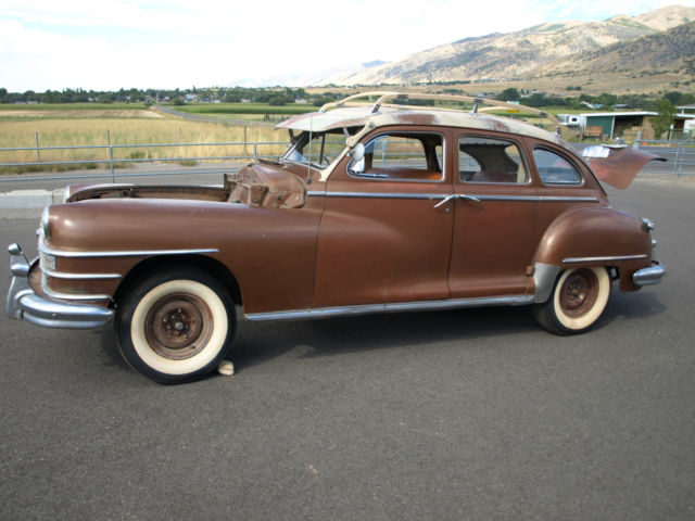 1948 Chrysler Windsor, Traveler
