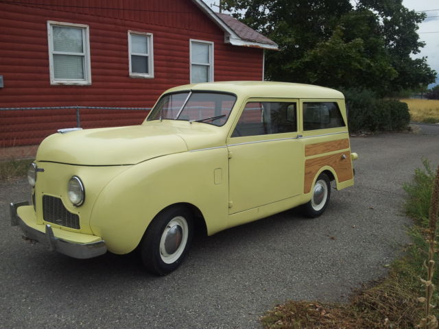 1948 Other Makes 1948 Crosley 3 Door CC-series