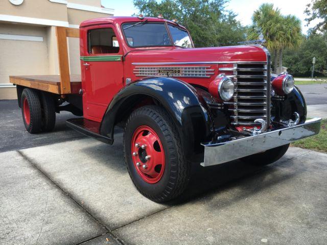 1948 diamond t 509 truck for sale photos technical specifications description. Black Bedroom Furniture Sets. Home Design Ideas