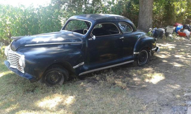 1948 dodge 2 door coupe for sale photos technical for 1948 dodge 2 door sedan