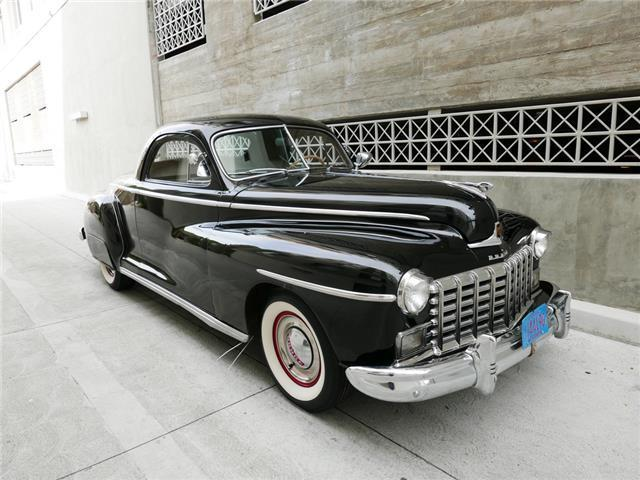 1948 Dodge Other 2 Door Business Coupe