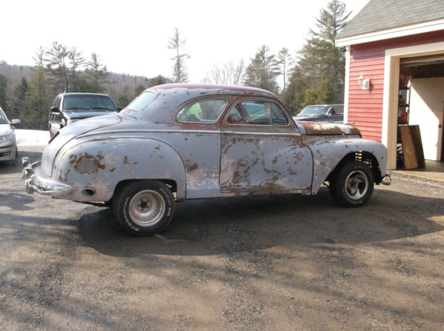 1948 dodge coupe 318 v8, auto hotrod, rat rod custom project !!! no wiring harness terminals and connectors 1947 hudson wiring harness #38