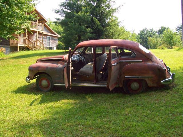 1948 dodge d24 four door sedan for sale photos technical for 1948 dodge 2 door sedan