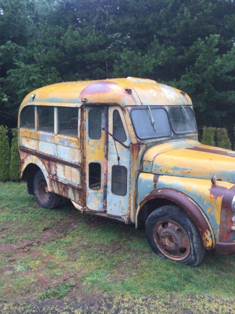 1948 dodge short bus for sale: photos, technical