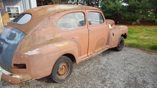 1948 ford 2 door sedan barn find early hot rod rat rod for for 1948 ford 2 door coupe