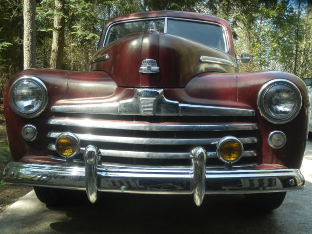 1948 Ford Other SUPER DELUXE 8