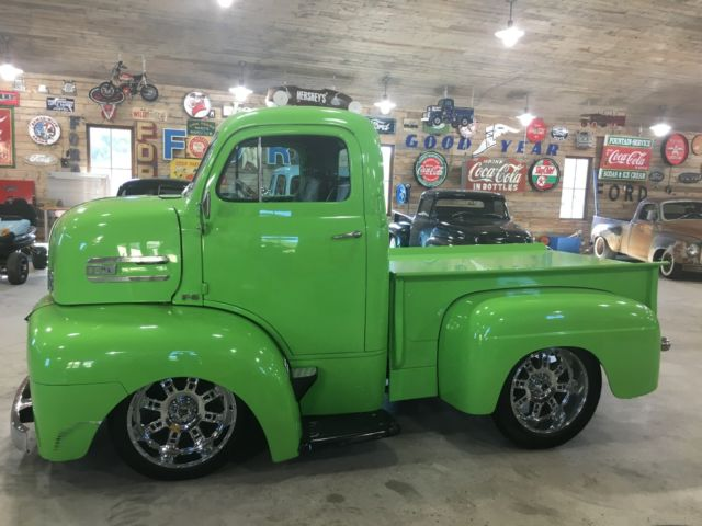 1948 ford coe custom pickup truck cabover for sale photos technical specifications description. Black Bedroom Furniture Sets. Home Design Ideas