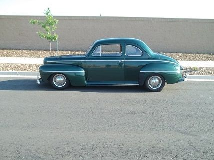 1948 Ford COUPE 1948 FORD COUPE HOT/STREET ROD