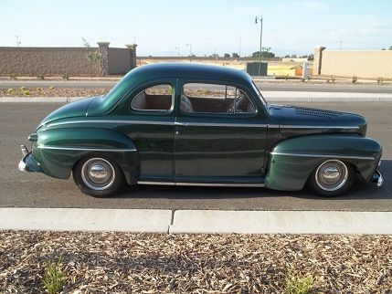 1948 ford coupe hot street rod for sale photos technical specifications description. Black Bedroom Furniture Sets. Home Design Ideas