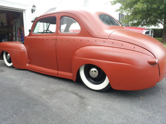 1948 ford coupe rat rod lowrider custom classic for sale photos technical specifications. Black Bedroom Furniture Sets. Home Design Ideas