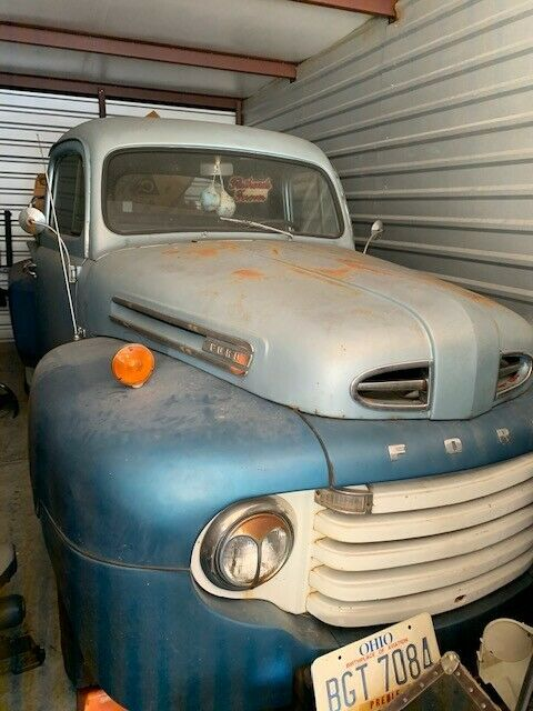 1948 Ford F-100