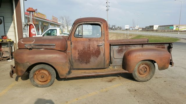 1948 Ford Other Pickups NA