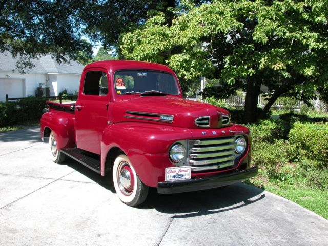 1948 Ford Other Pickups F-1